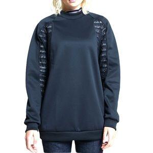 Adidas Pullover crewneck Lace Sweatshirt